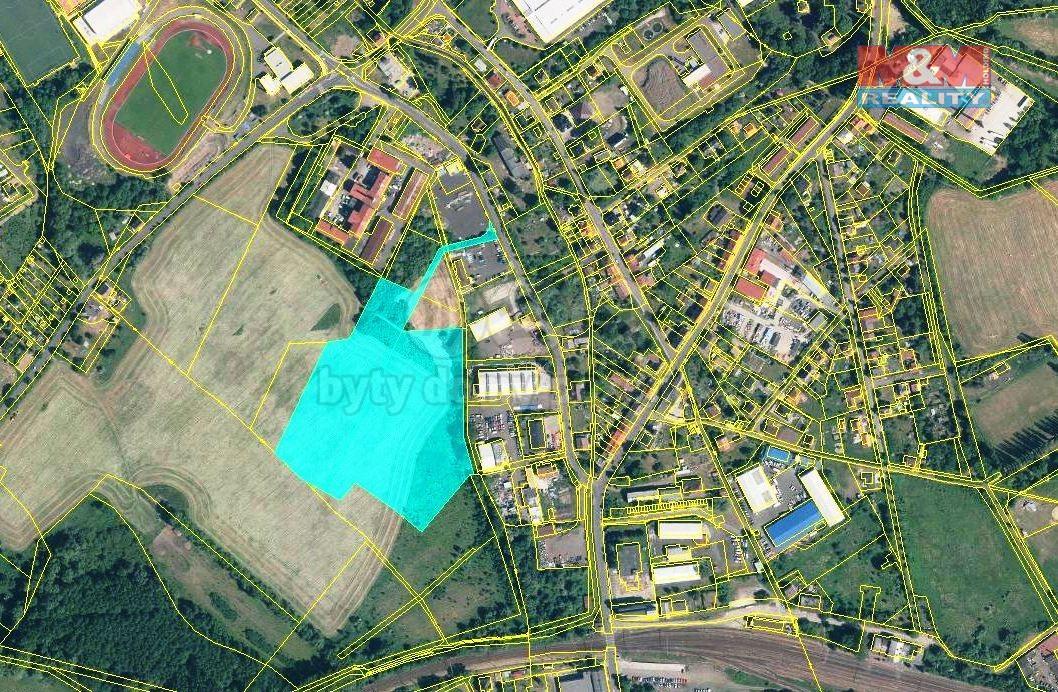 Prodej pozemku k bydlení, 34214 m², Krupka