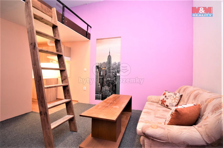 Prodej bytu 1+kk, 20 m², Kvasiny