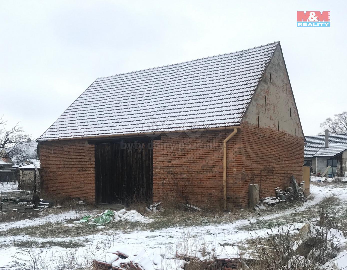Prodej pozemku k bydlení, 601 m², Šakvice