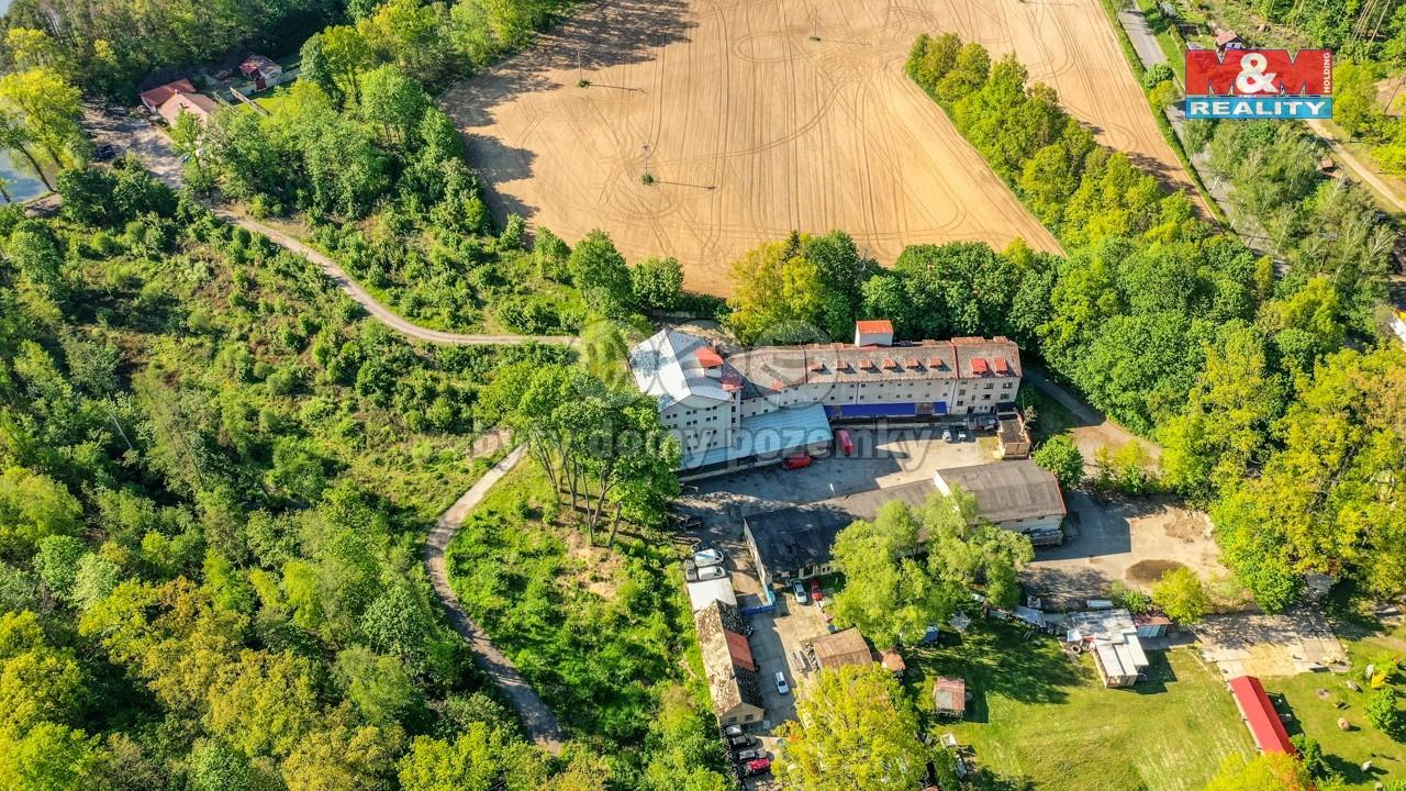 Prodej nájemního domu, 8224 m², Jindřichův Hradec