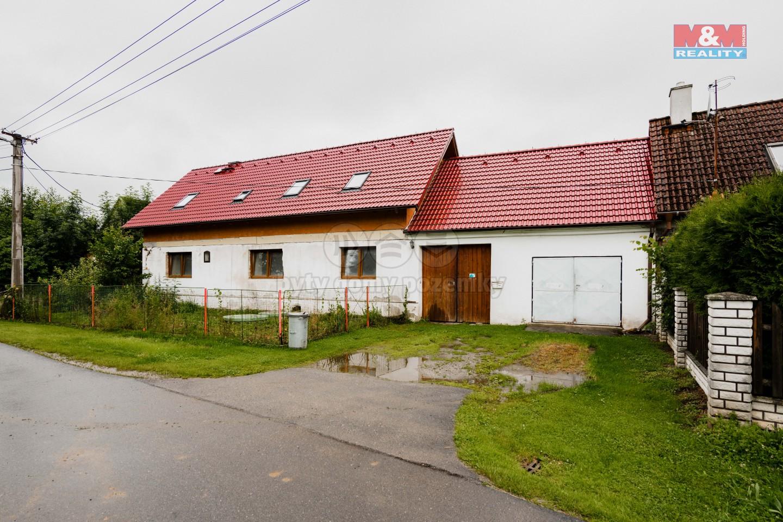 Prodej, rodinný dům, 803 m2, Běleč, okr. Tábor