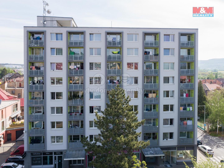 Pronájem bytu 1+kk, 25 m², Praha, ul. Vrážská