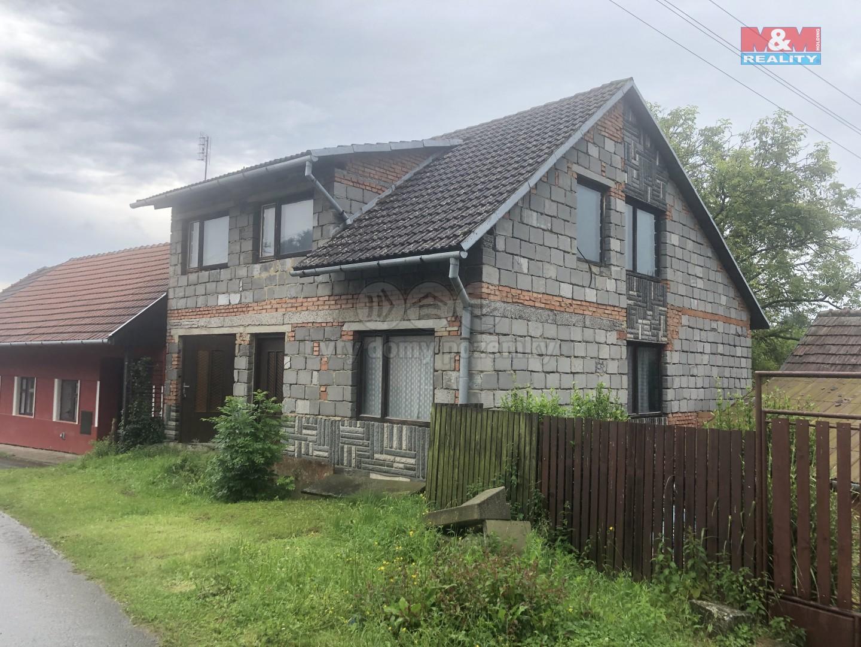 Prodej, rodinný dům, 770 m2, Lhota u Pačlavic