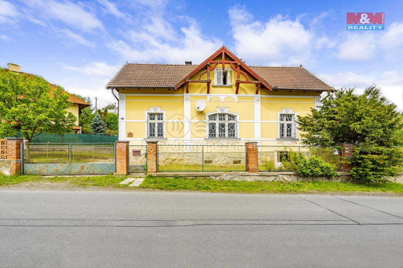 Pronájem rodinného domu v Horšovském Týně; Horšovském Týnu,