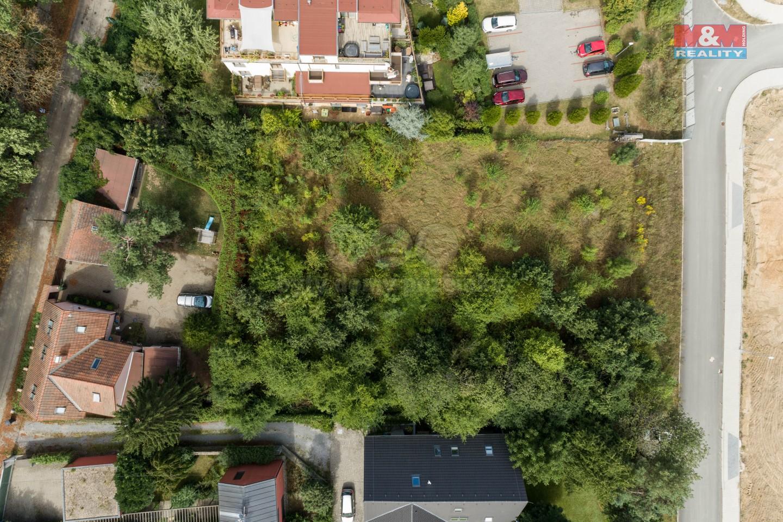 Prodej pozemku k bydlení, 2292 m2, Průhonice