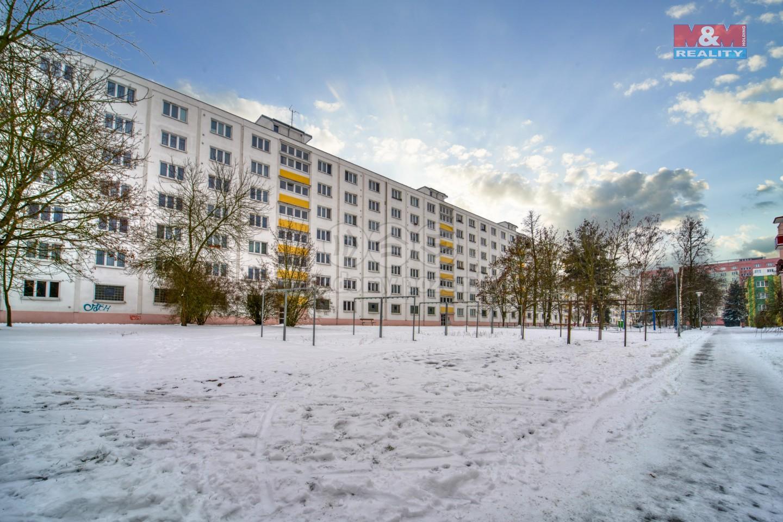 Prodej bytu 3+1 v Plzni, ul. Železničářská