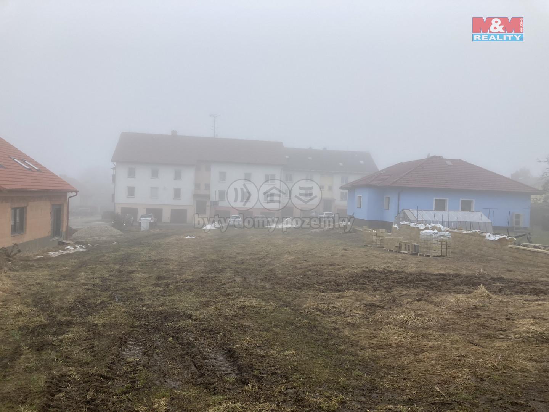 Prodej pozemku k bydlení, Slavonice - ul.Julia Fučíka