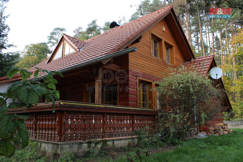 Pronájem rodinného domu, 134 m², Doksy, ul. U Nového rybníka
