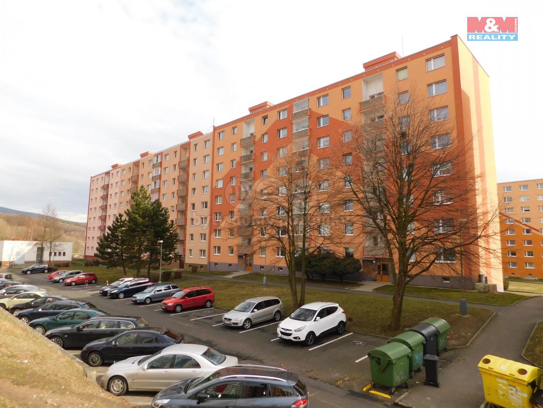 Pronájem bytu 2+1 v Jirkově, ul. SNP