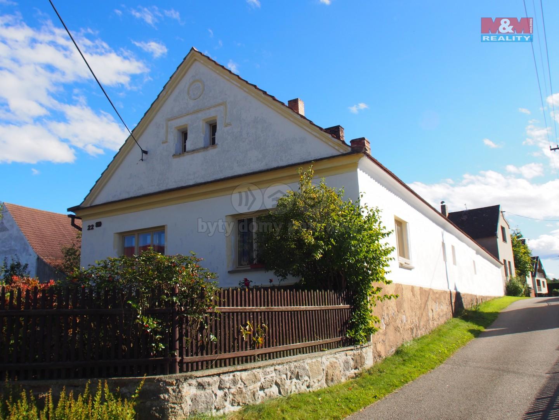 Prodej rodinného domu, Milevsko - Velká u Milevska