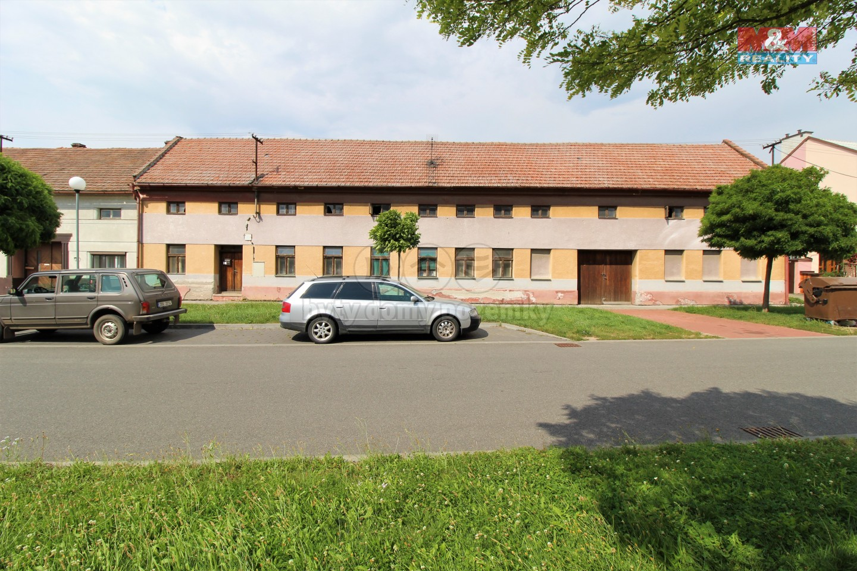 Prodej zemědělského objektu, 3251 m², Měrovice nad Hanou