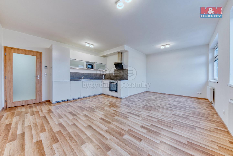 Pronájem bytu 2+kk, 53 m², Praha 10, ul. Oty Bubeníčka