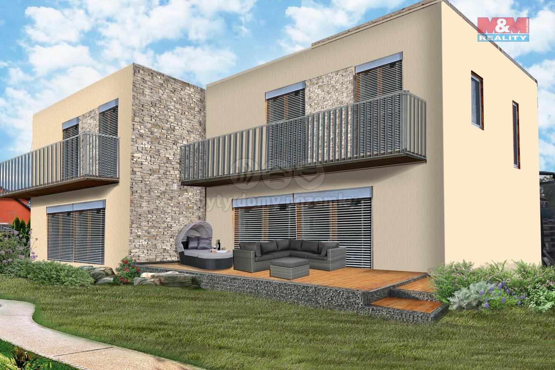 Prodej rodinného domu, 430 m², Veleň, ul. Na Kocandě