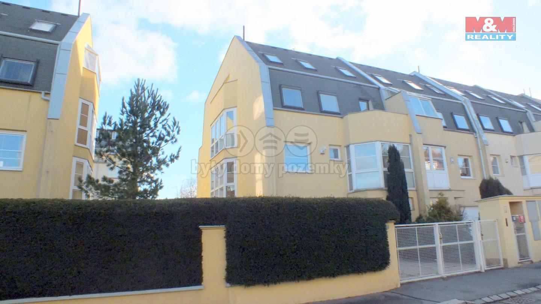 Pronájem, rodinný dům, 338 m2, Praha 6 - Veleslavín