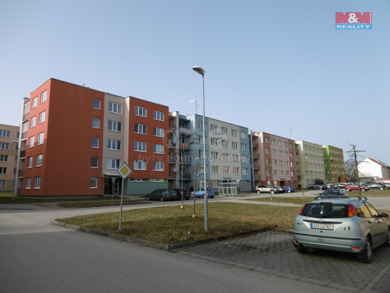 Prodej bytu 1+1, České Velenice, Sídliště na Sadech
