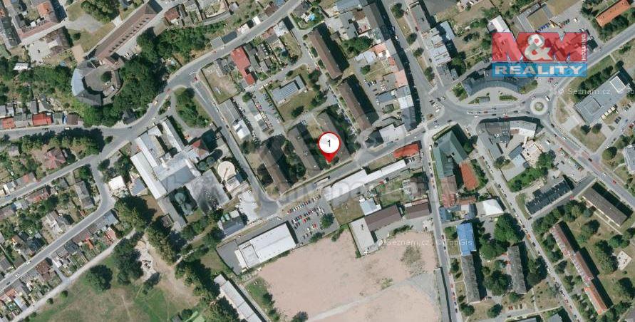 Pronájem bytu 2+1, 43 m², Zábřeh, ul. Kosmonautů