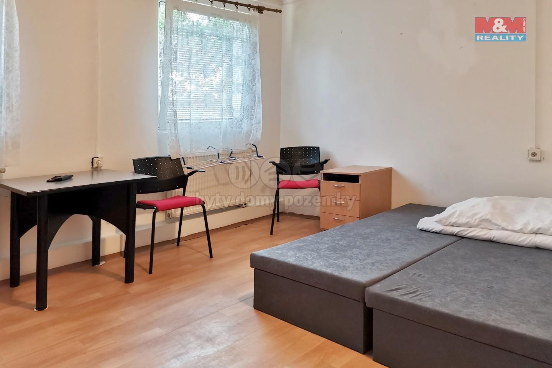 Pronájem bytu 1+kk, 25 m², Zápy, ul. Kabelín