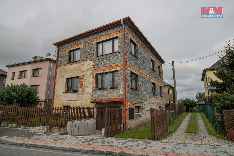 Prodej rodinného domu, 220 m², Bolatice, ul. Hlučínská
