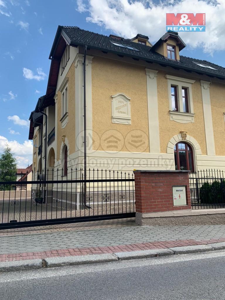Prodej bytu 1+1, 40 m², Tábor, ul. Vilová