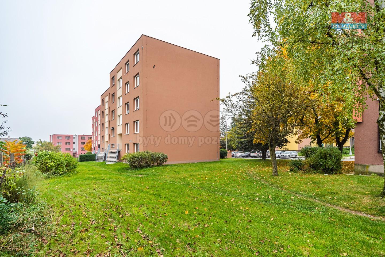 Prodej bytu 3+1, 70 m², Moravské Budějovice, ul. Šafaříkova
