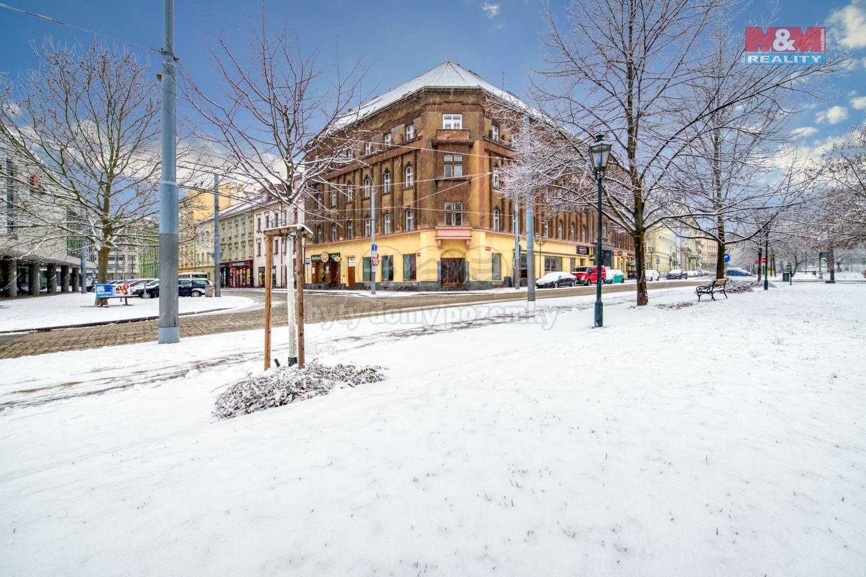 Pronájem kancelářského prostoru, 220 m², Plzeň, ul. Goethova