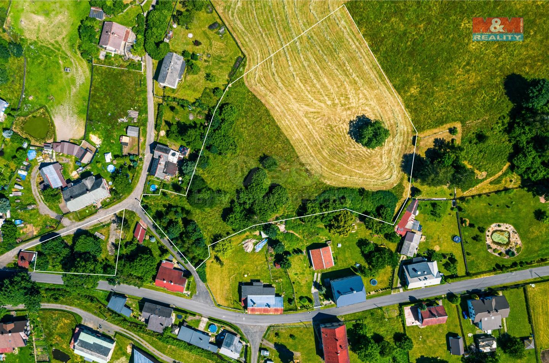 Prodej pozemku k bydlení, 8319 m², Chřibská