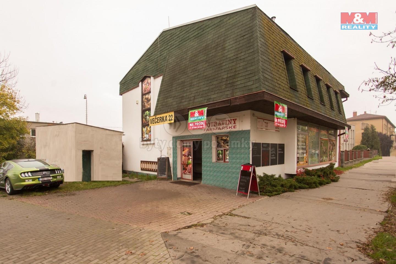 Prodej, komerční a obchodní prostory, 239 m2, Prostějov