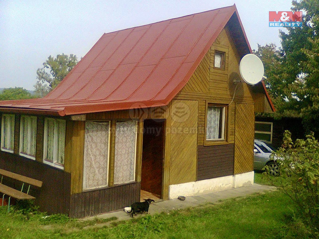 Prodej chaty, 40 m², Rakov
