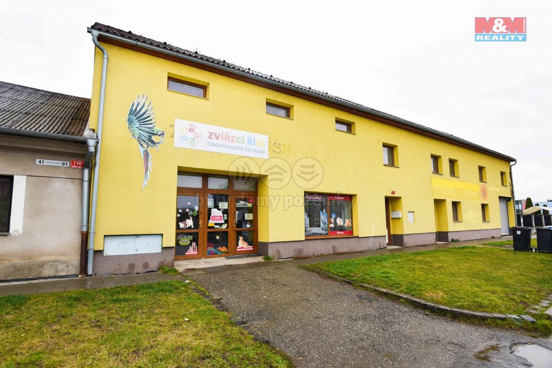 Prodej nájemního domu, 1300 m², Olomouc, ul. Dolní novosadská