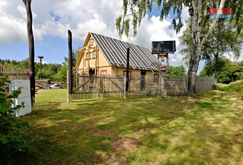Prodej, zemědělská stavba, 1452 m2, Vysočina - Možděnice