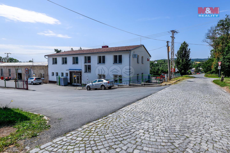 Pronájem kancelářského prostoru v Domažlicích, ul. Chrastavi