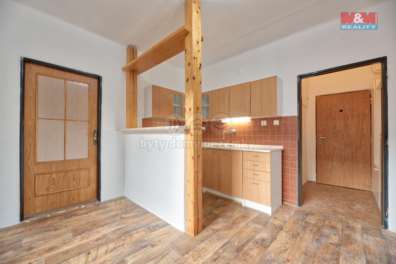 Prodej bytu 1+1, Humpolec, ul. Máchova