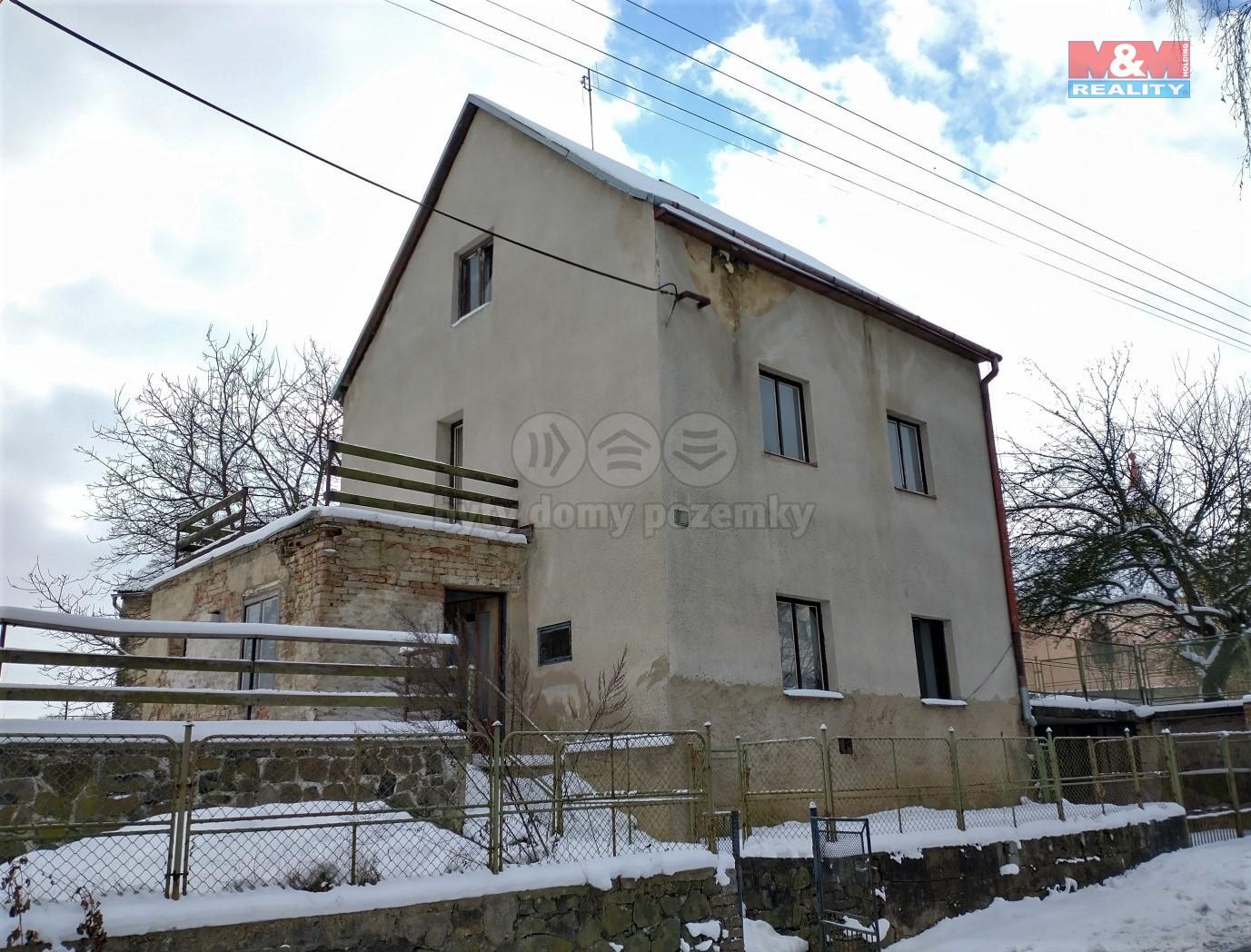 Prodej rodinného domu, 356 m², OV, Podlešín, Stebno