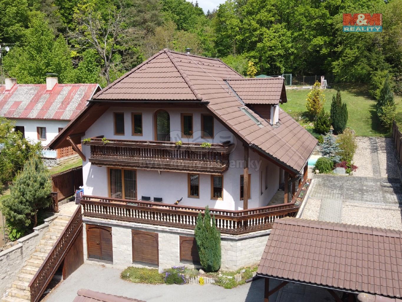 Pronájem rodinného domu, 5+1, 168 m², Popůvky, ul. Lesní