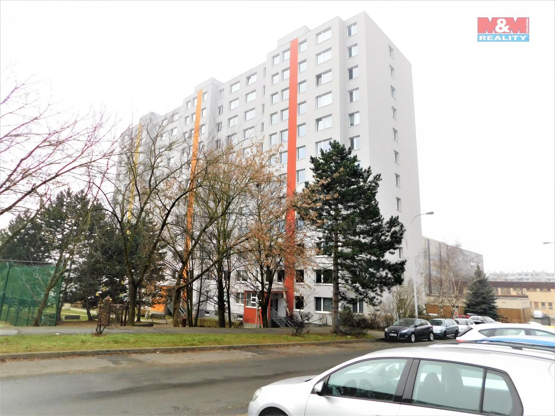 Pronájem bytu 2+kk + lodžie, 45 m2, Praha 4, ul. Plovdivská