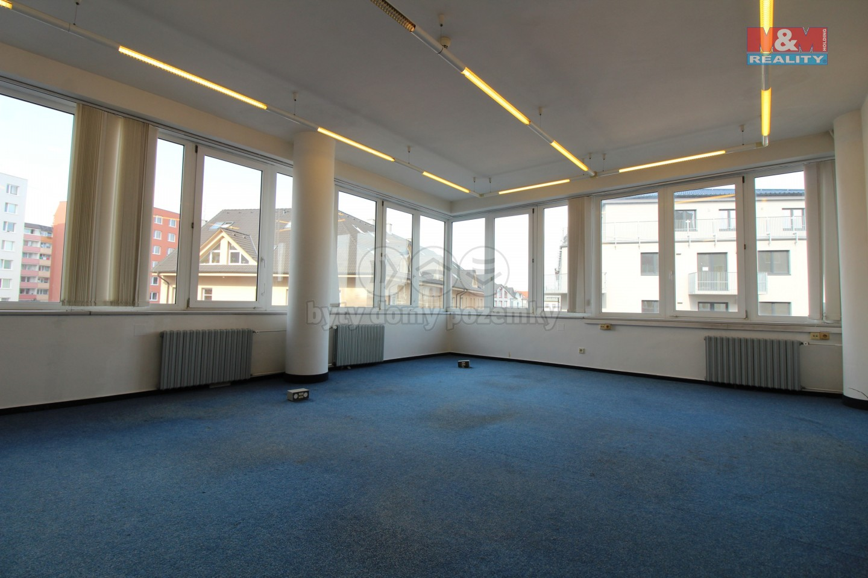Pronájem kancelářského prostoru, 83 m², Kladno, ul. Váňova