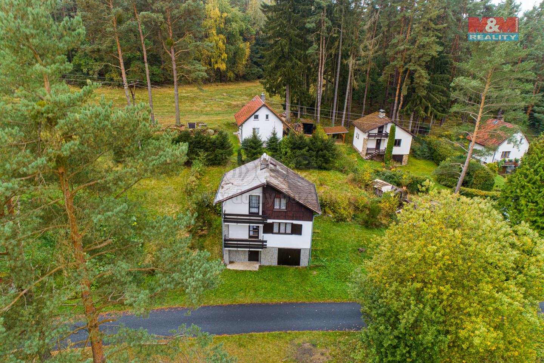 Prodej chaty, 49 m², Lažánky