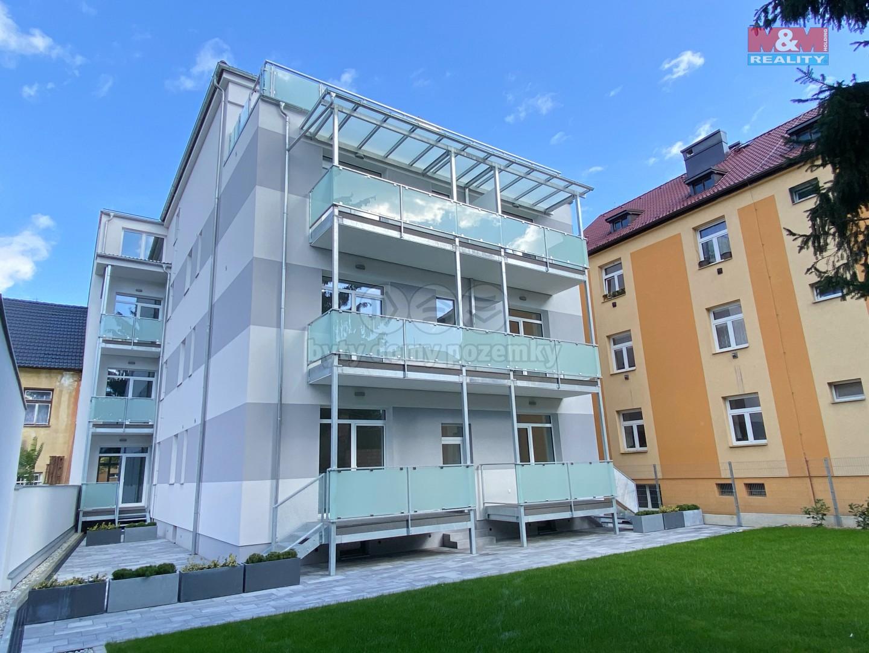 Prodej bytu 3+kk, 95,9 m², České Budějovice, ul. Pekárenská