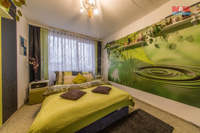 Prodej bytu 4+1/L, 89 m2, OV, Praha 4 - Krč, ul. Hurbanova