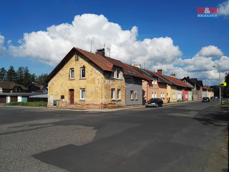 Prodej rodinného domu, 114 m², Svatava, ul. ČSA