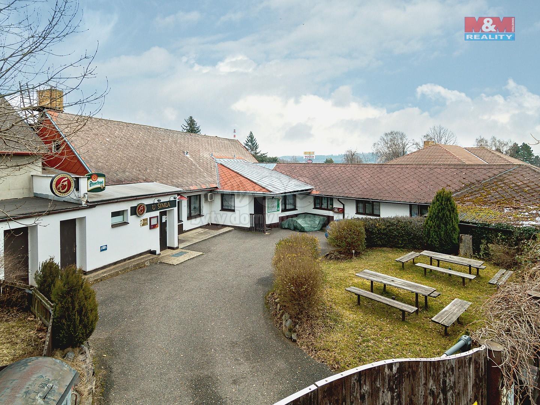 Prodej obchod a služby, 835 m², Příbram, ul. Drkolnovská