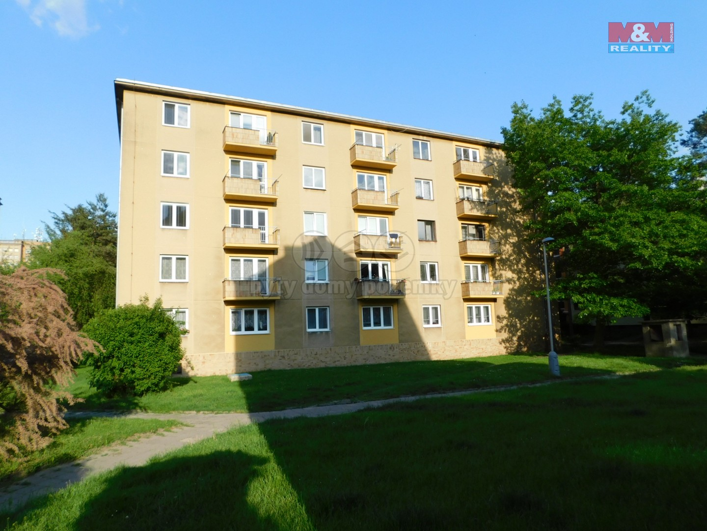 Pronájem, byt 2+1, 56 m2, Kladno, ul. Helsinská