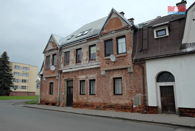 Prodej bytu 1+1, Trutnov, ul. Voletinská