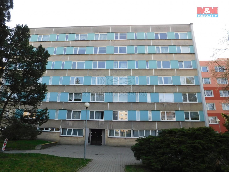 Pronájem bytu 3+1, 74 m2, Nový Bor