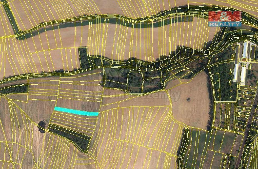 Prodej, orná půda, 479 m2, Napajedla