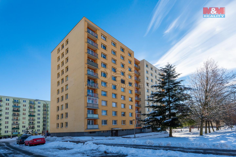 Prodej bytu 3+1, 90 m², Trutnov, ul. Tichá