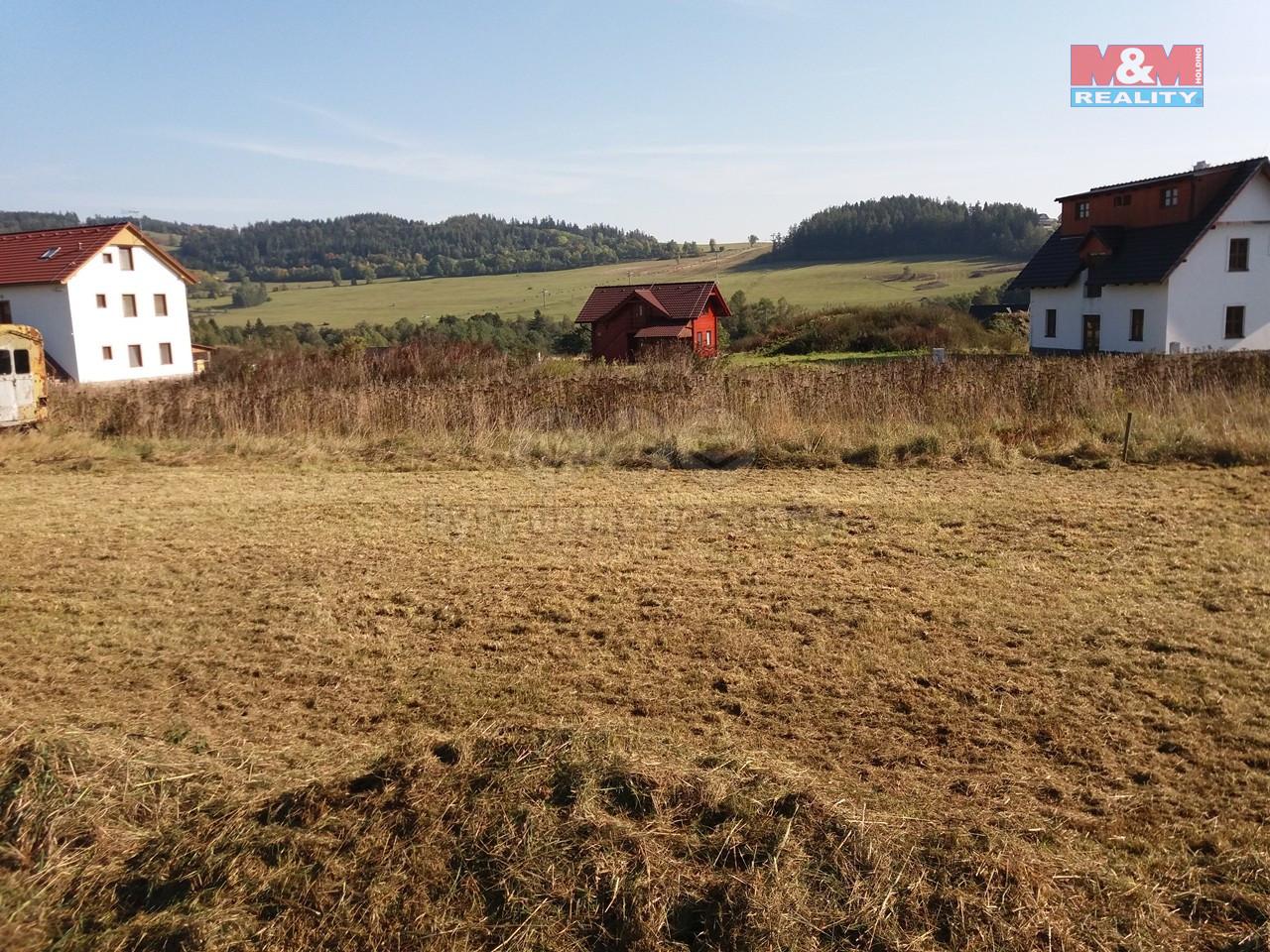 Prodej pozemku k bydlení, 297 m², Dolní Moravice
