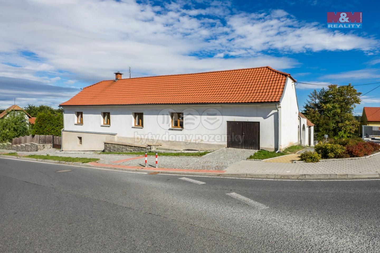 Prodej, rodinný dům 4+1, Štěnovice, ul. Plzeňská