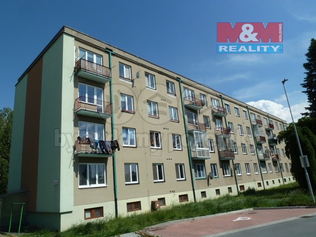 Prodej, byt 3+1, 67 m2, Mohelnice, ul. Staškova