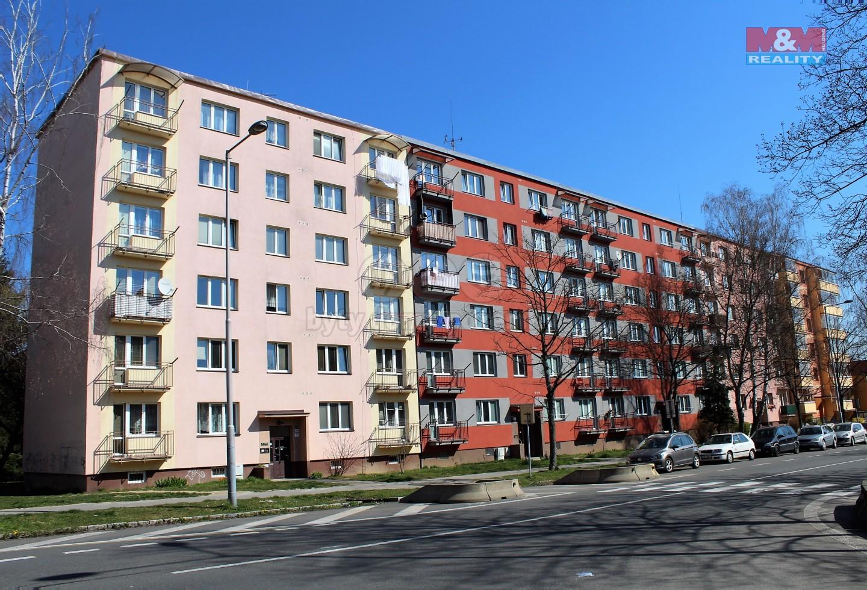 Prodej, byt 2+1, 55 m2, Ostrava, ul. Sokolovská